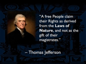 1 Thomas Jefferson - Claim