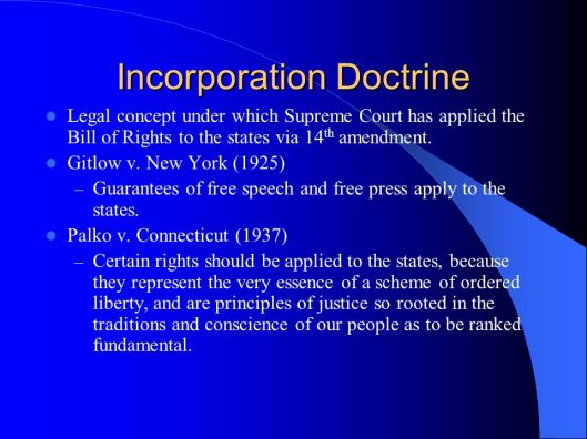 Incorporation+Doctrine (1)