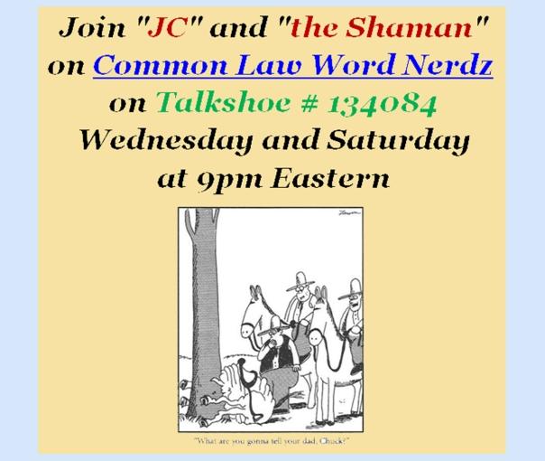 JC & Shawman