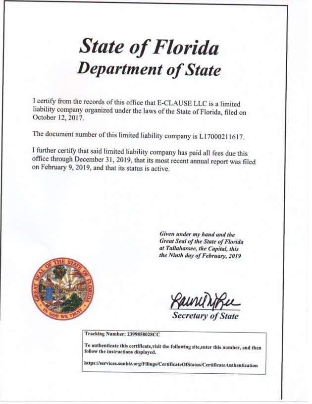 E-Clause LLC