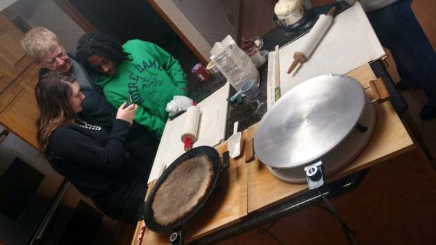 Making Lefse Dec 2019