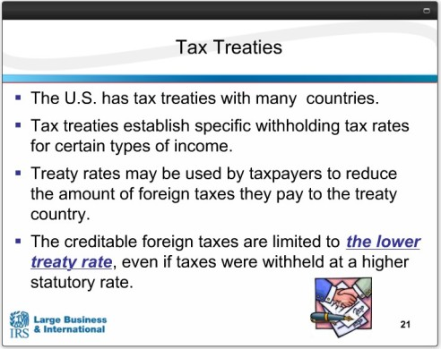 TAX-TREATIES